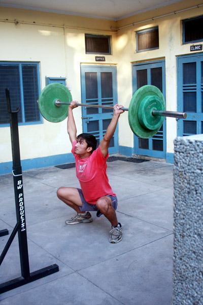 Gautam Snatch Balance