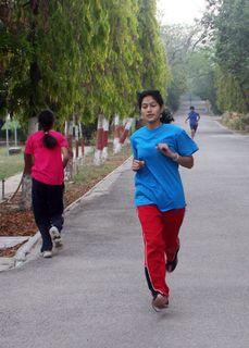Sangita Running