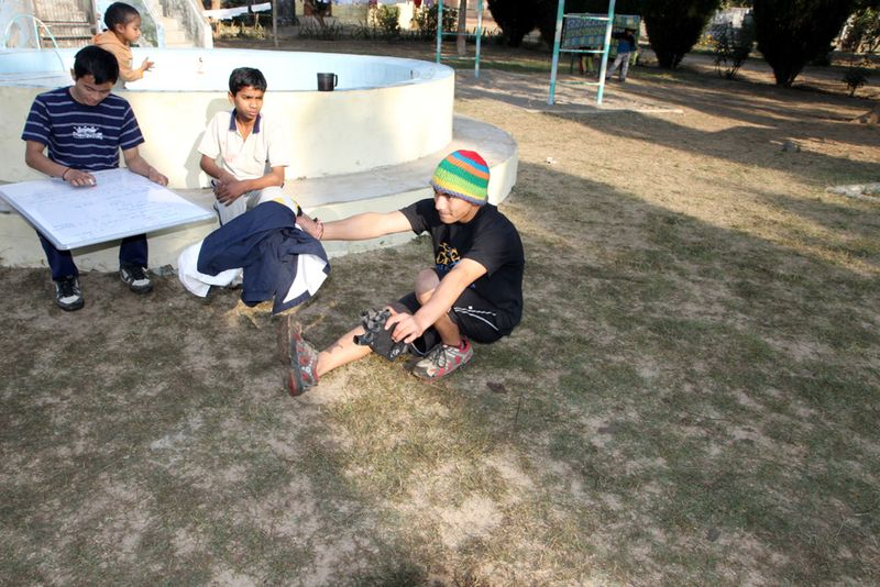 Rajpal 1leg squat
