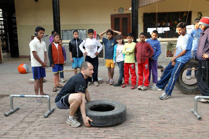 Tyre WOD