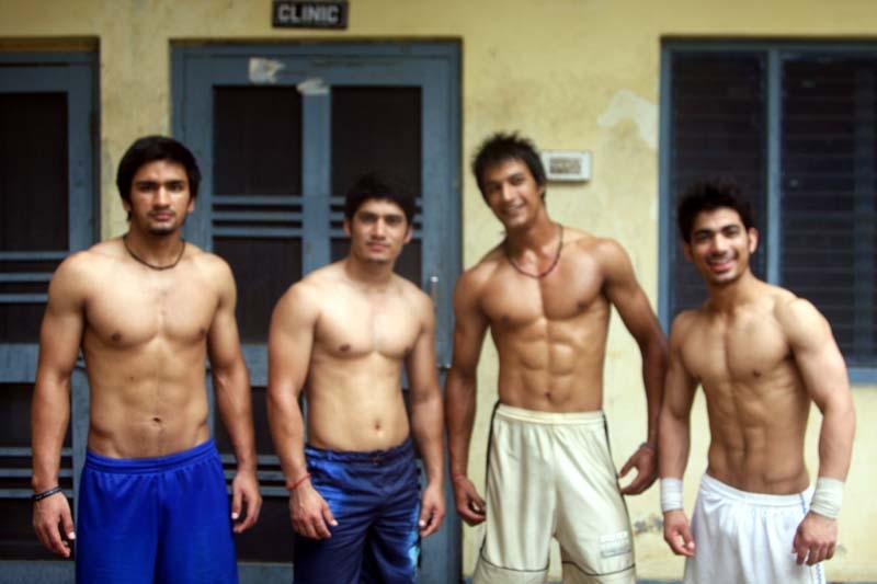 Crossfit Boys