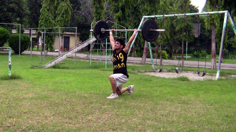 Rajpal doing OHL