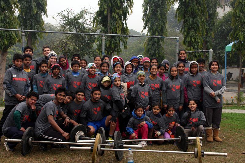 Crossfit Sri Ram Ashram