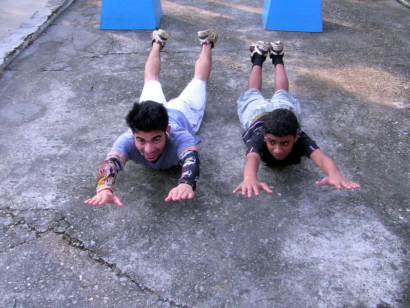 Rajpal and Deepak