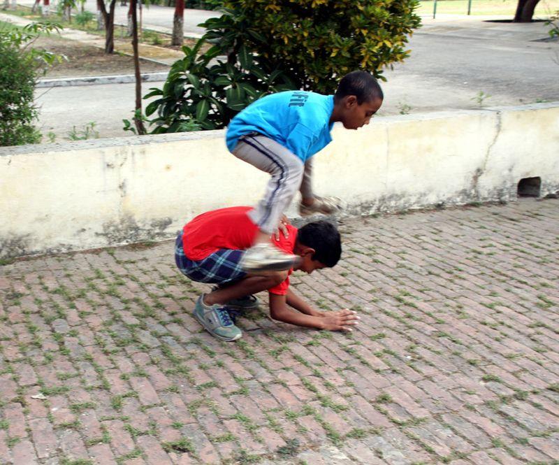 Deepak Jump