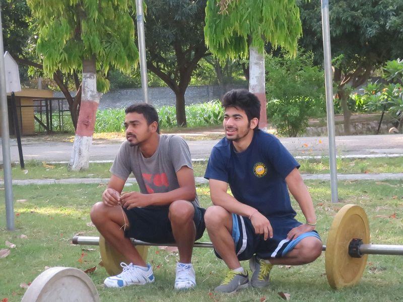 Rajpal and Arun